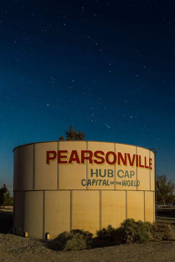 PearsonVille Water Tank