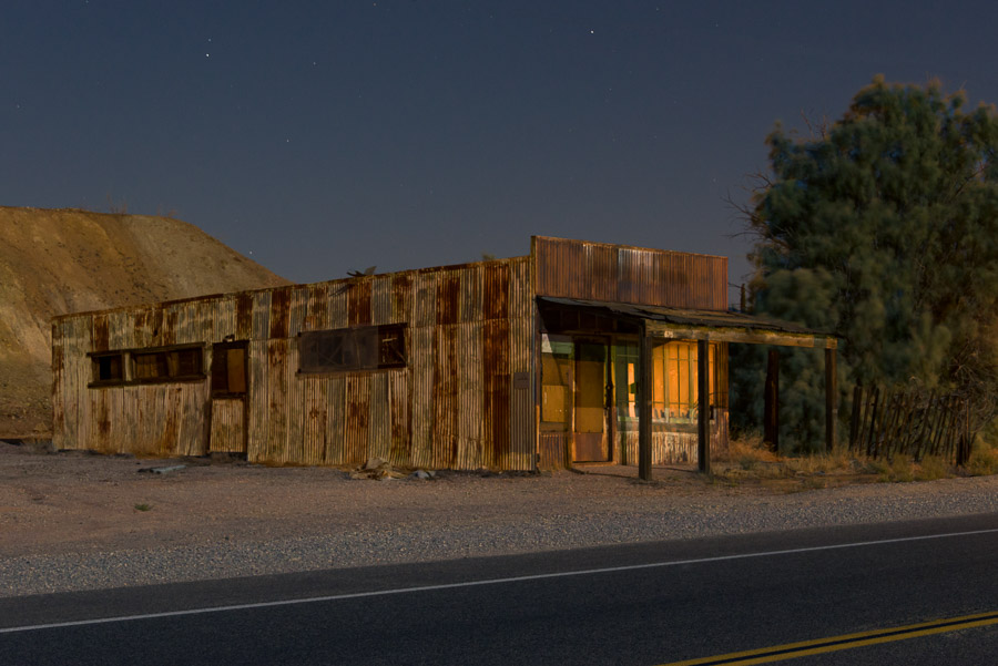 Old Store, Red Mountain, CA